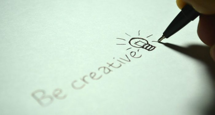 Creativiteit stimuleren